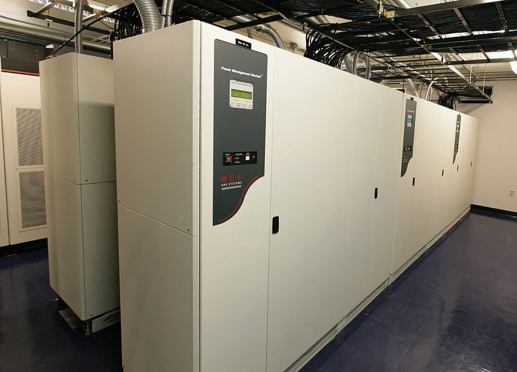 Uninterruptible Power Supply (UPS) Systems