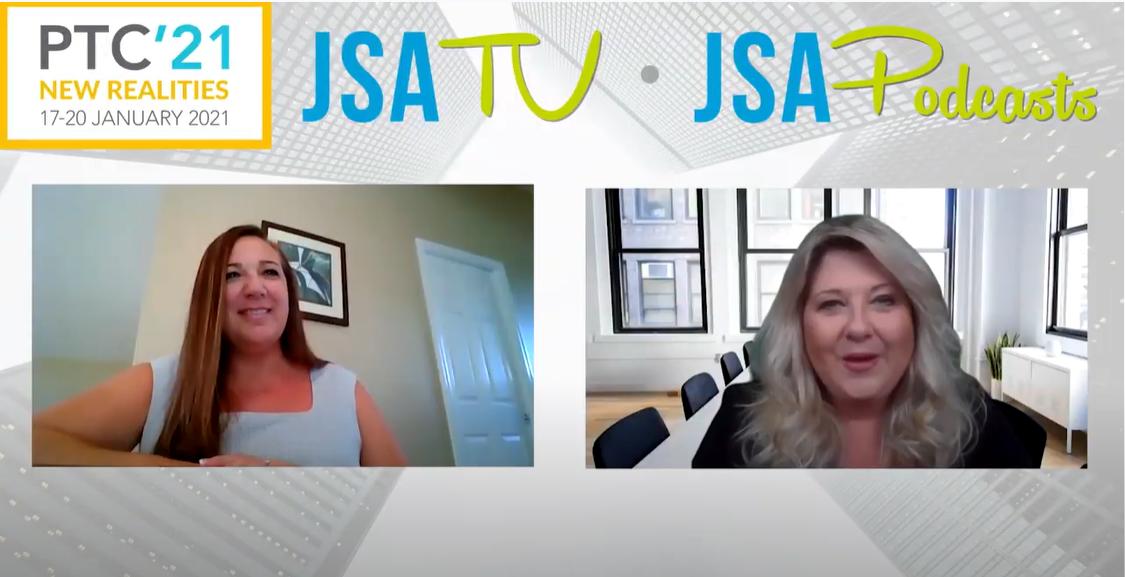 DRFortress JSA TV Interview PTC 2021