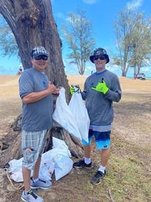 DRFortress Kicks Off Diverse Paths Initiative with Kailua Beach Clean Up